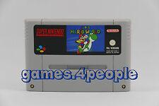 Super Mario World für den Super Nintendo / SNES (MarioWorld, Mario Land 1 / I)