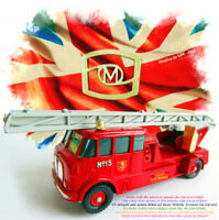 1964' MatchBox - K15 MerryWeather Fire Engine, made in England