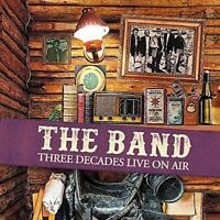 The Band - Three Decades Live On Air ( 3 CD DELUXE BOX SET)
