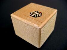 More details for  japanese puzzle box 'karakuri creation group' -small trick no.5 /small box 5 p