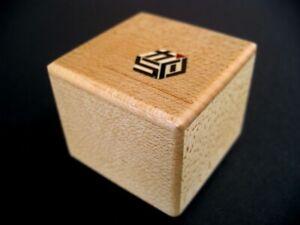Japanese Puzzle Box 'Karakuri Creation Group' -Small Trick No.5 /Small Box 5 P