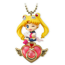 Sailor Moon - Twinkle Dolly 4 Charm Phone Strap - SUPER SM & Crisis Locket