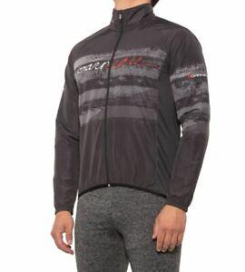 NWT Louis Garneau Blast Cycling Jacket - Full Zip  Men's Medium (MSRP $110.00)