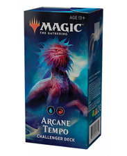 Magic the Gathering Arcane Tempo Challenger Deck MTG **FAST SHIP**