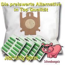 40 x sacs d'aspirateur + 40 Désodorisant adapté pour Miele Argent