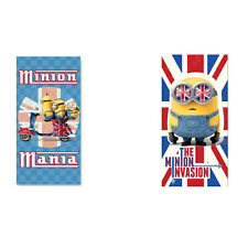Minions Towels (Assorted)