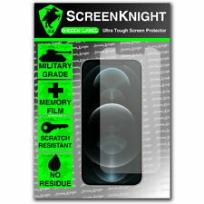 ScreenKnight Apple iPhone 13 Pro Max Front SCREEN PROTECTOR Shield-- MADE IN UK