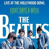 The Beatles Live At Hollywood Bowl Eight Days A Week The Touring Years CD NEW
