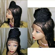 Braided wig: full lace Handmade Cornrows braids,PRE-ORDER ONLY.2-3WEEKS. Loc USA