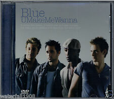 BLUE - U MAKE ME WANNA 2003 UK DVD SINGLE INNOCENT - SINDVD44 LEE RYAN DUNCAN