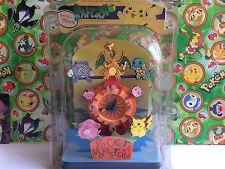 Pokemon Seesaw Clock Pocket Monsters Pikachu Charizard Squirtle Japan    (plush)