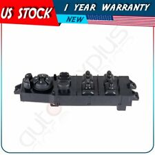Master Power Window Switch Driver Side Front LH w/ Auto Down for 02-10 Dodge Ram