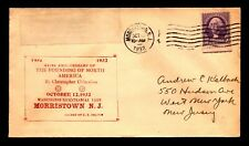 Washington Bicentennial 10/14/32 - Morristown NJ - L7292