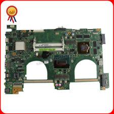 For Asus N550JV Laptop Motherboard W/ Intel i7-4700HQ CPU 60NB00K0-MB9000 Rev2.0