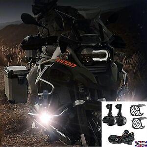 LED Spotlight Fog Light BMW R1200GS F800GS R1250gs R850gs F700gs gs genuine HJR