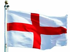 England Flag St George Cross Flags English Cricket Football Rugby Day 5FT X 3FT