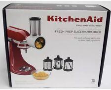 KitchenAid 5Pc Slicer Shredder Attachment KSMVSA NIB Kitchen aid