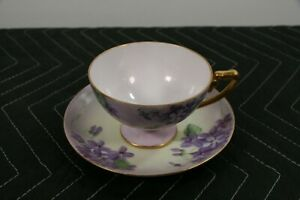 Rosenthal Selb-Bavaria Tea Cup and Saucer. Estate. Pre-Owned