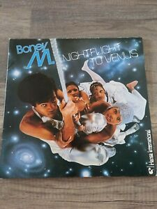 Boney M. - Nightflight To Venus LP vinyl 1978