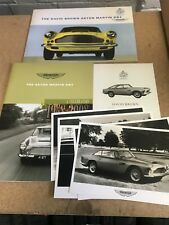 Aston Martin 'DB4 - 'A Celebration' Book Pack