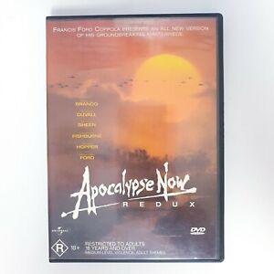 Apocalypse Now Redux Movie DVD Region 4 PAL Free Postage - Thriller War