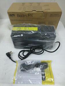 APC BE600M1 600VA 120V Backup Battery Power Supply with 1 USB Charging Port