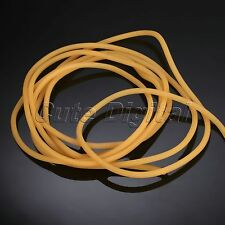 3M Elastic Exercise Tubing 3x5mm Natural Latex Surgical Slingshot Rubber Band