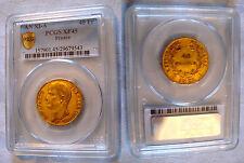 40 Francs ANXI (1802) Napoleon Bonaparte GOLD COIN PCGS  XF45