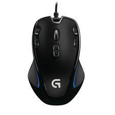 Logitech G300s 9 Programmable USB Optical Gaming Mouse for PC Mac 2500DPI M6T4B