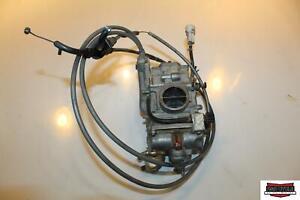 2007 Kawasaki Kx250f Carb Carburetor 15004-0010