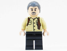 LEGO Jurassic World Vic Hoskins Minifigure