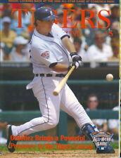 2005 Detroit Tigers Program: Magglio Ordonez on Cover
