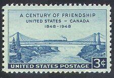 USA 1948 Bridge/Treno/Trasporto/Cascata 1 V (n28925)