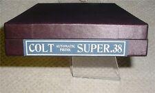 Colt 38 Super, Super Box Prewar 1929-WWII vintage