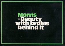 Morris 1971-72 UK Market Sales Brochure Mini Marina 1300 1800