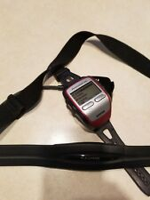 Garmin Forerunner 305 GPS sports fitness running watch w/ heart monitor