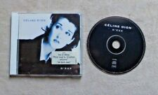 """CD AUDIO MUSIQUE / CELINE DION """"DEUX"""" 12T CD ALBUM 1995 POP"""