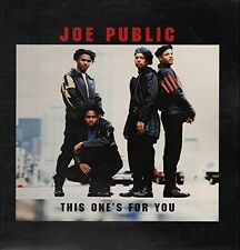 Joe Public This one's for you (1992) [Maxi-CD]