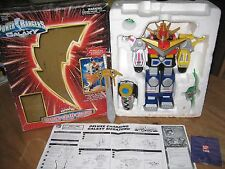 POWER RANGER DELUXE CHARGING GALAXY MEGAZORD 1999 BANDAI