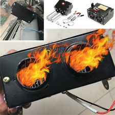 Dual Fan 600W 12V Dashboard Heater SUV Car Windscreen Heating Defroster Demister