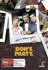 DON'S PARTY Graham Kennedy, John Hargreaves, Bruce Beresford DVD NEW