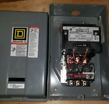 New Listingsquare D Nema Size 2 8536sdg1h30s Motor Starter With Solid State Relay New