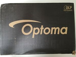 * NEVER USED * ORIGINAL PACKAGING UNOPENED * Optoma H181X DLP Projection Display