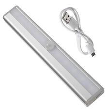 Beleuchtung Magnet LED Bewegungssensor Lampe mit PIR 200lm + microUSB Kabel NEU