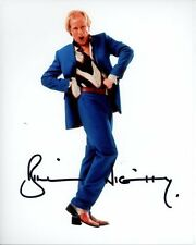 BILL NIGHY Signed Autographed LOVE ACTUALLY BILLY MACK Photo