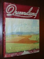 Queensland: A Camera Study by Frank Hurley Hurley, Frank 1952 Good/Poor Jacket