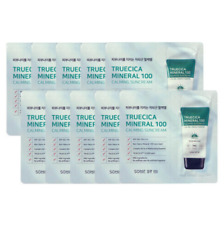 SOME BY MI Truecica Mineral 100 Calming Suncream Samples 10pcs
