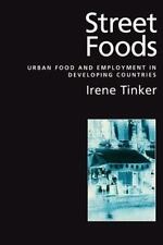 Street Foods: Urban Food and Employment in Developing Countries-ExLibrary