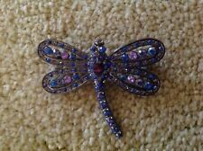 RARE,ORIGINAL, UNIQUE DRAGONFLY PIN USED AND WORN BY JULIE ANDREWS....NBC