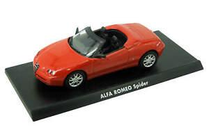 Alfa Romeo Spider (2003) 1:43